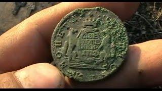 Видео коп .Приз волшебной травы .Сибирская монета .