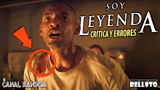 Errores de películas Soy Leyenda Review y Critica WTF PQC