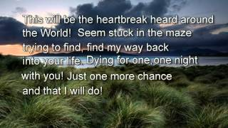 Jacob Latimore Feat. T Pain   Heartbreak Heard Around The World (lyrics)