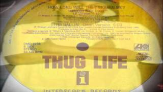 DJ Screw - How Long Will They Mourn Me (Thug Life)