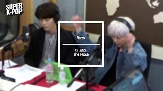[Super K-Pop] 더 로즈 (The Rose) - Baby