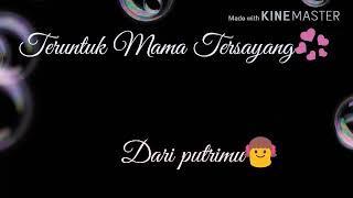 Ucapan Selamat Ulang Tahun Untuk Mama