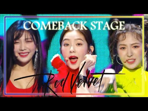 [Comeback Stage] Red Velvet - RBB(Really Bad Boy)  , 레드벨벳 -  RBB(Really Bad Boy) - MBCkpop