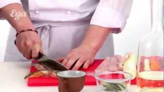 Рыбный бульон — как приготовить вкусный бульон для супа.