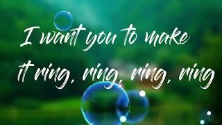 Ring  Cardi B Lyric Video Ft. Kehlani