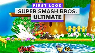 Super Smash Bros. Ultimate: Here's what you need to know