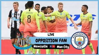 Newcastle United 0-2 Manchester City | Opposition fan verdict