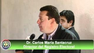 preview picture of video 'Campaña de Inscripción al RCP en San Pedro'