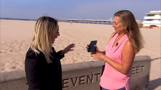 Woman Finds Long-Lost iPhone on California Beach
