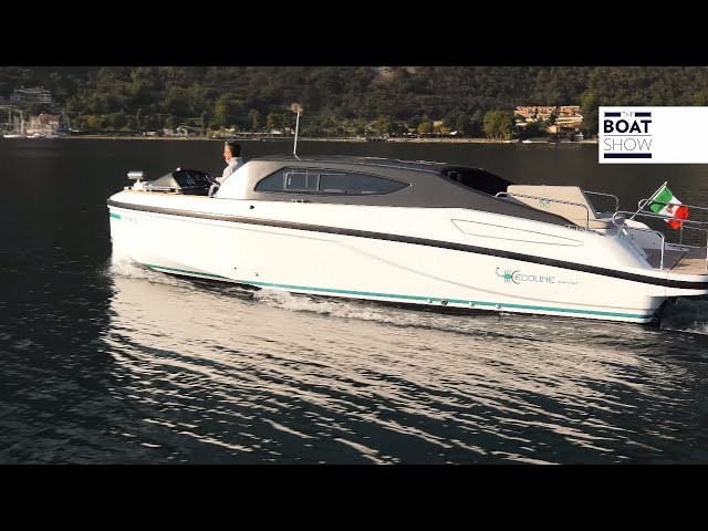 [ENG] ECO 800 HYBRID - 4K Review - The Boat Show