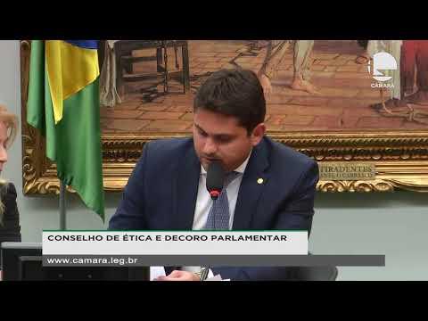 CONSELHO DE ÉTICA E DECORO PARLAMENTAR - Reunião Deliberativa - 14/08/2019 - 15:15