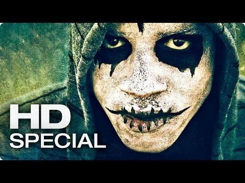 Die Maske der Film für die Person von den schwarzen Punkten vom Ei