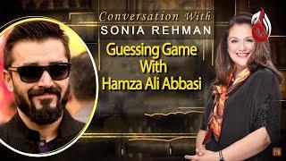 Guessing Game With Hamza Ali Abbasi  | Sonia Rehman | Hamza Ali Abbasi | Best Scene