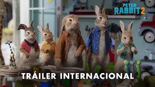PETER RABBIT 2: A LA FUGA. Tráiler Internacional HD en español. En cines 3 de abril Trailer