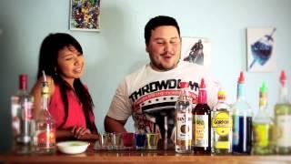 Colombia Vs Argentina Shots- El Alquimista Del Cocktail.