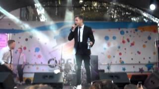 Влад Соколовский, Концерт Влада Соколовского в ТЦ Орбита, Люберцы (29.08.2015)