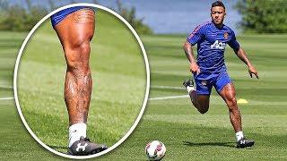 Почему футболисты БРЕЮТ ноги?