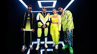 Anuel AA, Daddy Yankee, Karol G, Ozuna & J Balvin - China (Hungarian lyrics\Magyar felirat)