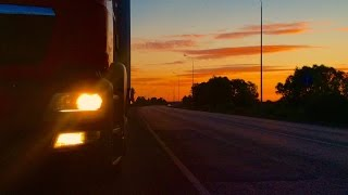 Дальнобойщики: жизнь в дороге...  Эпизод третий