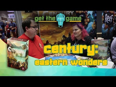 Get the Game - Century: Eastern Wonders