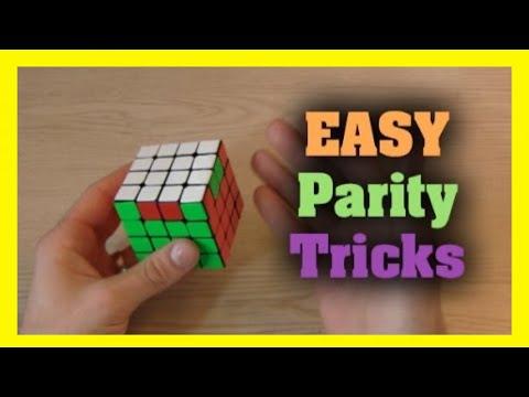 Easiest Way to Memorize 4x4 Corner Parity (Tutorial
