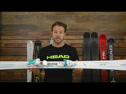 Head Total Joy with SLR11 System Skis - Women's