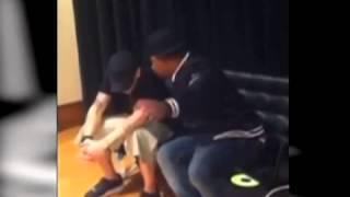 Eminem  Obie Trice In The Studio Creating Richard