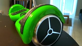 Unboxing my New Hoverboard Segway! (Breaking it in 20 Minutes - IO Hawk, Phunkee Duck Scooter)