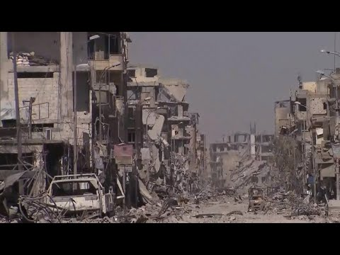 ISIS capital Raqqa recaptured after four months