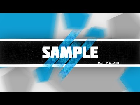 Youtube Psd Template. 30 best youtube banner templates psd free ...