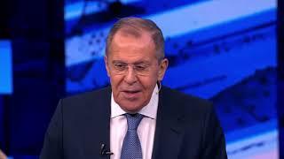 Ответы С.Лаврова в программе «Большая игра» на «Первом канале», Москва, 22 декабря 2019 года