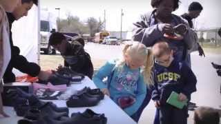 OKC GOOD Community Story | OU Big Event 2014 at Friends of NW 10th St. Community Fair