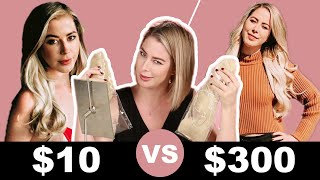 Cheap Vs. Expensive: Hair Extensions