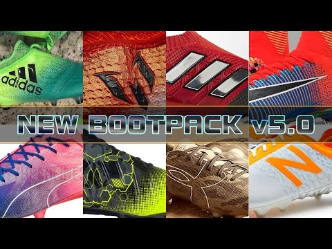 PES 2013 New Bootpack v5.0 Season 2017/2018 by Carlos Chumacero Inga
