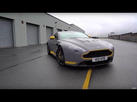 Chris Harris Drives Aston V12 Vantage S Vs Porsche 911 R | Top Gear