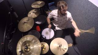 311 - Applied Science Mike Di Guglielmo DRUM COVER