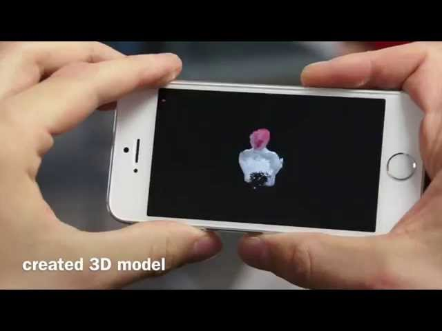 Microsoft Wants to Turn Any Smartphone Into a 3D Scanner