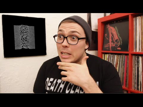 Joy Division – Unknown Pleasures ALBUM REVIEW