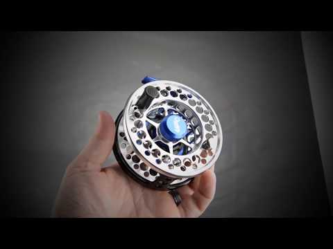 My New Favorite Fly Fishing Reel! NEW Tech