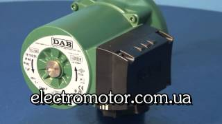 DAB A 80/180 XM циркуляционный насос от компании ПКФ «Электромотор» - видео