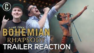 Bohemian Rhapsody Trailer Reaction & Review