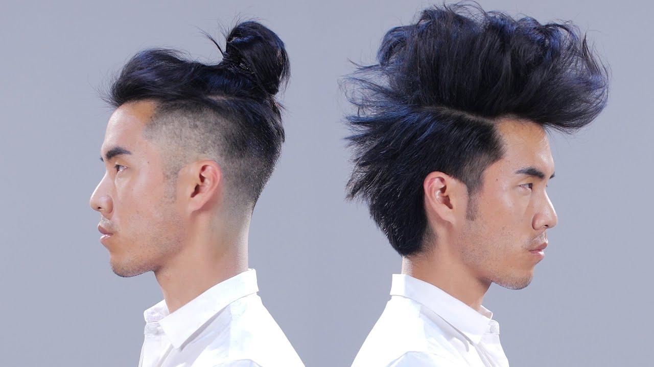1 Man + 12 Hairstyles thumbnail