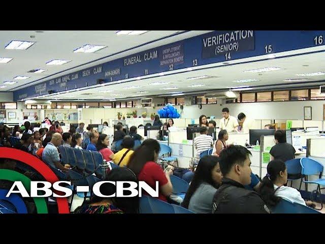 Mga nawalan ng trabaho may makukuhang benepisyo sa SSS | TV Patrol
