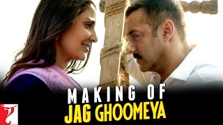 Making of Jag Ghoomeya Song - Sultan