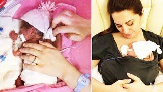 Doğum Hikayem | 700gr.'lık Prematüre Doğum | İrem Güzey