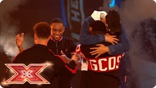 Rak-Su are crowned tonight's champions! | Live Shows | The X Factor 2017