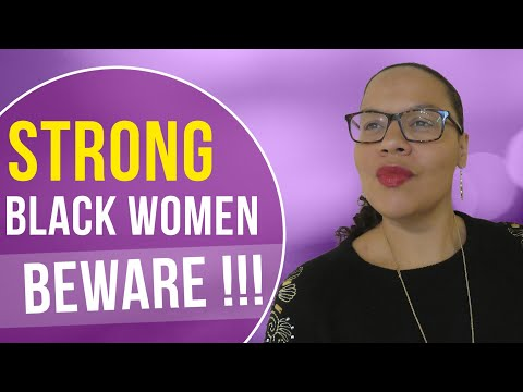 Strong black woman syndrome