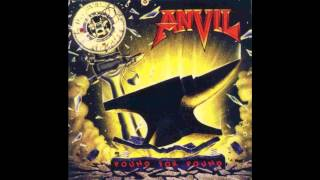 Anvil - Brain Burn