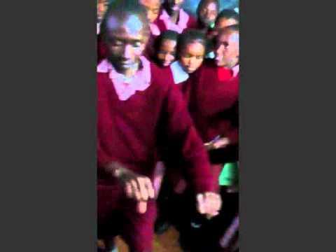 Dance off in kenya