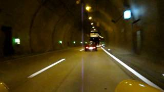 preview picture of video 'Rufie's Leipzig experience - Tunnel op de A38'